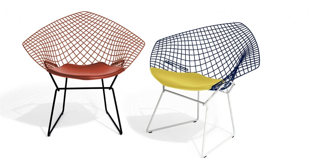 Reintroducing Bertoia Two-Tone
