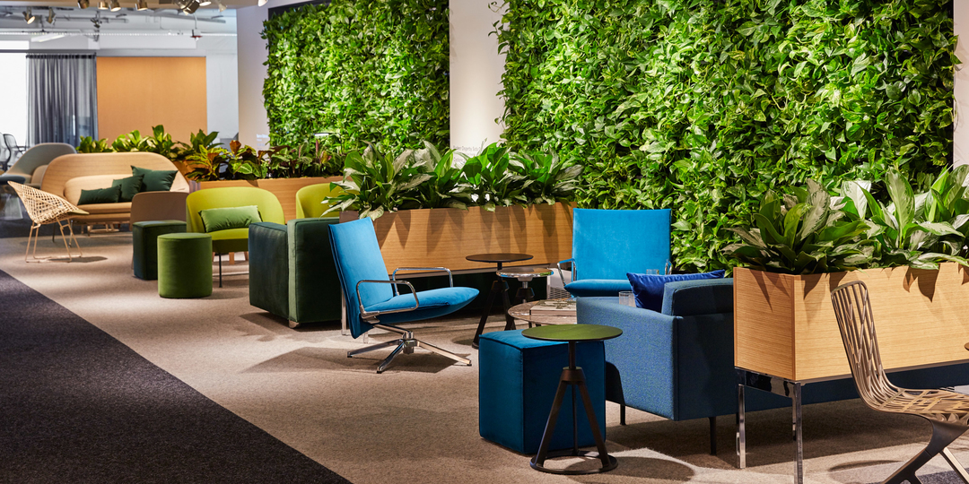 Knoll at NeoCon 2018: Hospitality at Work